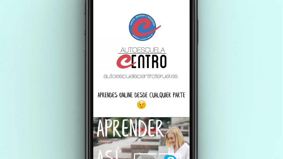 carnet online - teruel- autoescuela